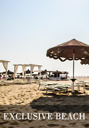 Exclusive Beach